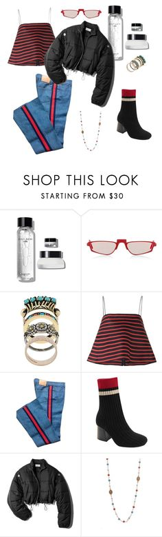 """""Now is the winter of our discontent."" -William Shakespeare"" by violetluvli0987 ❤ liked on Polyvore featuring Andy Wolf, Iosselliani, Rosie Assoulin, Gucci, 3.1 Phillip Lim and Chanel"
