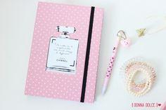 Caderno Poá 192 folhas - Donna Dolce