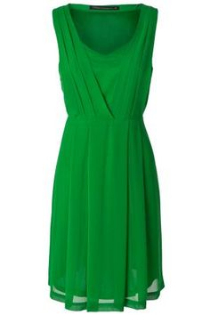 Simple, yet elegant. I would like this dress in every different color please.