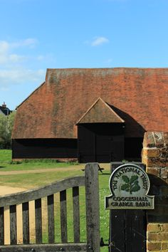 Grange Barn is found in Coggeshall, Essex. Part of the National Trust and also used for a venue