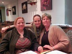 EuroSynergy Malta 2014 Mira Pinki Krispil, me (Leila Bidler) and Meisha Barbee