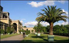 Potsdam, Park Sanssouci, Orangerieschloß