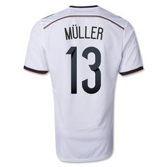 193e1816139 ... Lahm 2014 World Cup Home Soccer Germany White Football Jersey ...