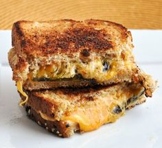 Jalapeno Popper Cream Cheese Sandwich - Honey, Whats Cooking