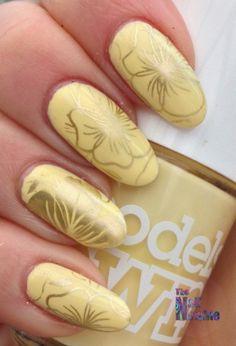 GOT Polish? Yellow! - Nail Newbie
