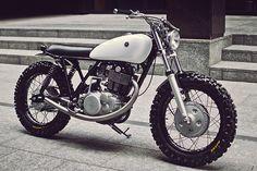 'Type 7c' Yamaha SR400 – Auto Fabrica
