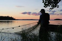 fishing. Photo: Katri Irvankoski