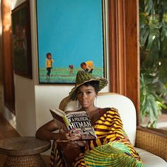 Janelle Monáe on Vacation 