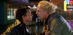 Was the Back to the Future II Date of October 21, 2015 a Shout Out to Christopher Columbus?
