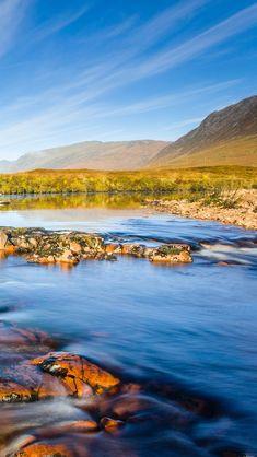 River water #iPhone #5s #Wallpaper