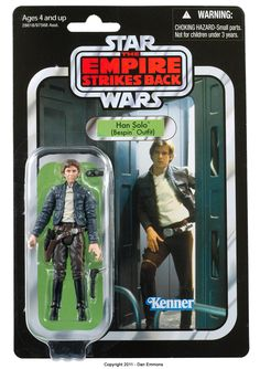 Star Wars: The Vintage Collection - Han Solo (Bespin outfit) Action Figure