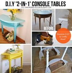 Cute Tables