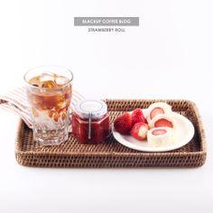 strawberry roll recipe   http://blog.naver.com/blackup_cafe