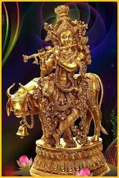 Sri Krishna,the Flute- Player Krishna Lila, Krishna Radha, Krishna Pictures, Krishna Images, Lord Ganesha, Lord Krishna, Arabian Mehndi Design, Iskcon Krishna, Garden Wall Designs