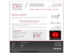 Consumer Services Our Montreal Website development firm has worked with a vast range of clients in the Consumer Services industry. Discover our Montreal Consumer Services Website portfolio below. Portfolio Website