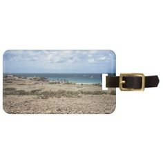 Aruba Rocky Ocean View Tags For Luggage    •   This design is available on t-shirts, hats, mugs, buttons, key chains and much more    •   Please check out our others designs and products at www.zazzle.com/zzl_322881145212327*