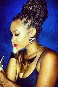 box braids- KINKY CURLY RELAXED EXTENSIONS BOARD. Bulk hair at www.hairfactory.com for all your braid solutions