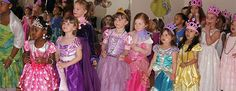 Calling all princesses: Join us for an upcoming Princess Party hosted by Pierce County Parks & Recreation. Parties are scheduled Jan. 25, 2013 and April 13, 2013.