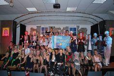 Een monsterlijk goed afscheid op basisschool Werenfridus in Wervershoof met Monsterhit!