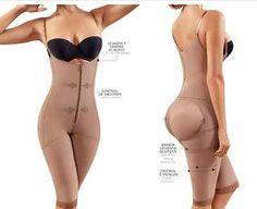 Las  perfectas Fajas colombianas #moda #modacolombiana #ropa #fajas #faja #interior #vestido #valencia