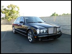 2002 Bentley Arnage T Sedan $41,000