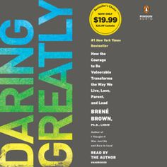 [PDF] [Books] Daring Greatly: How the Courage to Be Vulnerable Transforms the Way We Live, Love, Parent, and Lead *Full Online The Power Of Vulnerability, Daring Greatly, Brene Brown, Hurt Feelings, Penguin Random House, Human Emotions, New Relationships, Dares, Audio Books