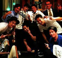 Hiro & Tosaka Hiroomi & Akira & Alan
