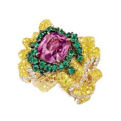 Soie Dior: one of the most impressive high jewellery collections of the year
