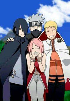 Fotos de Naruto (Concluída) - Capitulo 6 (Time 7)
