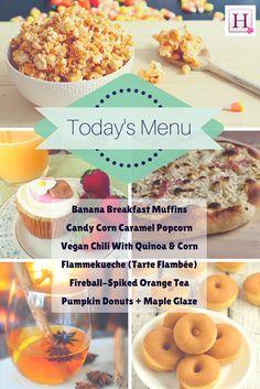 Thursday Meal Ideas