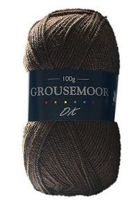 Grousemoor DK is a premium wool yarn that is beautifully soft and available in a perfect range of shades. Wool Yarn, Knitted Hats, Winter Hats, Beanie, Earth, Knitting, Ranges, Shades, Fashion