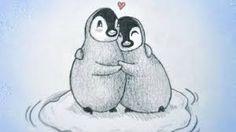 Image result for penguins love