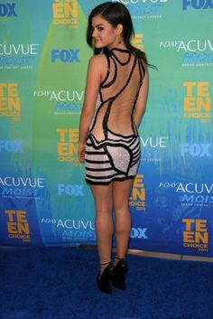 Lucy Hale. I want this dress