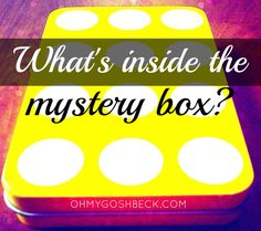 Mystery box Mystery box full of surprises ,the value of more than 10 times the cost listed , I guarantee you once you try it you ll always come back and buy it again Any Other Freebies By Mail, Cross My Fingers, Mystery Box, Gin, Comebacks, Board Games, Giveaway, The Neighbourhood, Reading