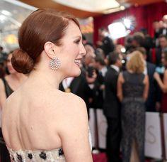 E aqui estão(acho que quase todas) as maquiagens e os cabelos do Oscar 2015!Gostei de várias, achei que rendeu boas inspirações naquela…