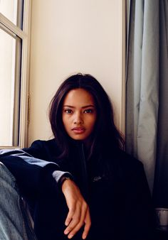 """vogueweekend: """"This is London Now"""", Malaika Firth photographed..."""