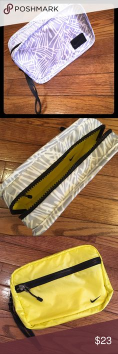 """Nike Reversible Studio Wristlet Brand new - never used! 8.5"""" x 3"""" x 6"""" dimensions. Great quality bag! Nike Bags Clutches & Wristlets"""
