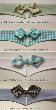 Pet's Fancy Shirt Collar with Bow-tie for Mid-size dogs, PU leashable collar included. Diy Pour Chien, T Shirt Chat, Dog Clothes Patterns, Dog Bows, Bow Ties For Dogs, Pet Fashion, Fashion Clothes, Fashion Outfits, Dog Crafts