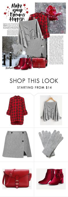 """""""Make your dreams come true"""" by beograd-love ❤ liked on Polyvore featuring Mat and Topshop Unique"""