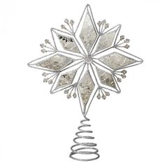 reminiscent of stained glass this star tree topper is a special treat christmas tree