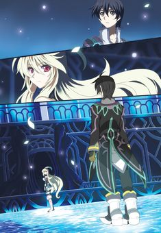 First Encounter | Tales of Xillia