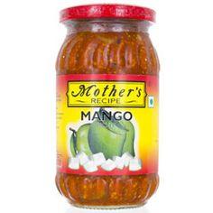 Mango Pickle - Mother's Recipe