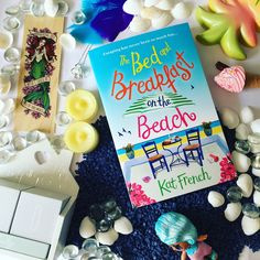 V Family Fun: The Bed and Breakfast on the Beach by Kat French