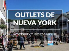 Outlets de Nueva York: cómo llegar y qué tiendas visitar en Woodbury Common y Jersey Gardens
