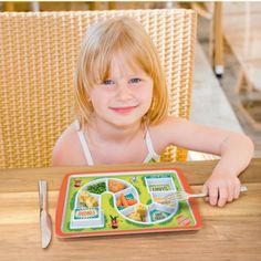 Kids Dinner Winner Plate