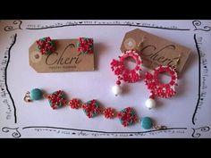 I regali di Cristina Pea Chery per lo swap estivo del gruppo Perline dal mondo - YouTube