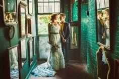 Свадьба в музее Метрополитан