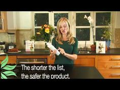 Gorgeously Green: Lifestyle : How to read labels and avoid toxic chemicals in personal care products
