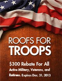 Roofs for Troops~GAF Support Troops