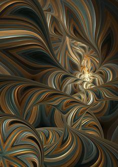 Indecisivec by ~piethein21 on deviantART ~ fractal art